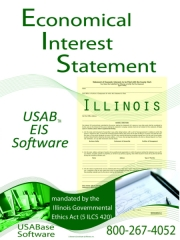 Economic Interest Statement Management Flyer